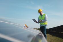 Solar Energy Company Engineer