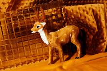 Reindeer Figurine