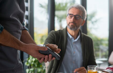 Payment Transaction With A Smart Phone