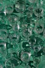 Still Life / Crystal Glass Pattern