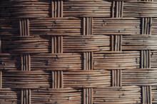Bamboo Wicker Pattern