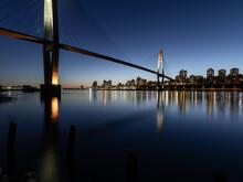 The Skybridge At Night