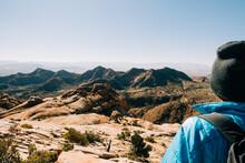 Hiking Through The Mountains Of Southwest Utah