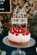Let's Have Some Cake & Celebrate