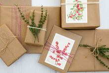 Nature Inspired Wrapping Paper Ideas