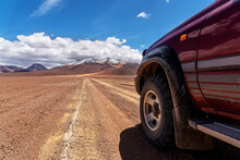 A 4x4 Exploring The Andean Highlands