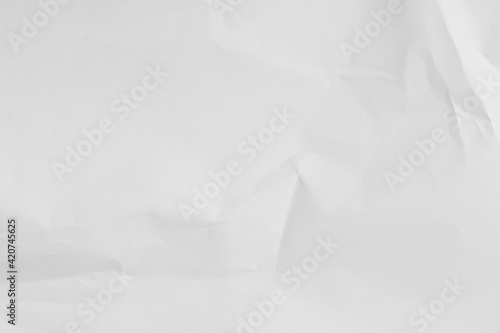 Obraz White textured paper background  - fototapety do salonu