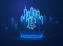 Rising Bitcoin