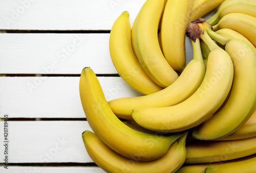Fototapeta Kiść bananów obraz
