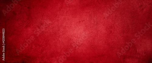 Obraz Red textured background - fototapety do salonu