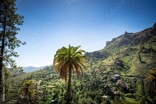 Soria Gran Canaria bei strahlendem Sonnenschein