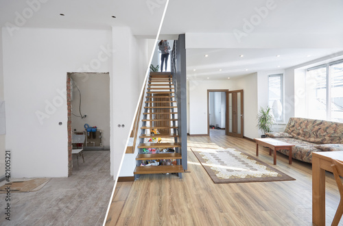 Photographie Home renovation concept