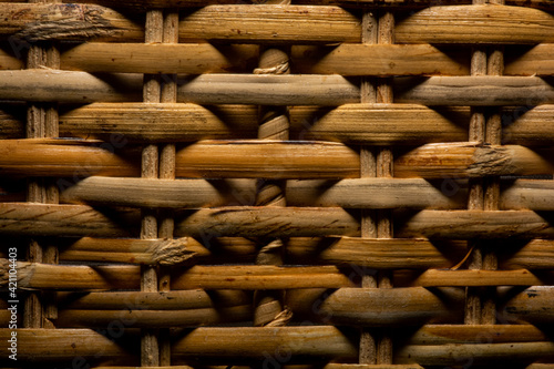 Bamboo cane texture. Background