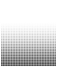 Design Elements Presentation Template. Minimal Banners Black White Background. Geometric Halftone Dot Circle In Square. Vector Illustration EPS 10 For Business Card Layout, Covers Report Template