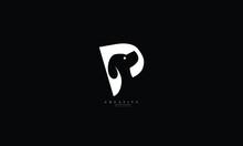 D, Dog Vector Logo Design