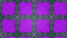 Abstract Purple Blocks