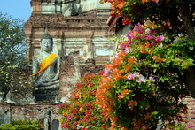 Wat Yai Chai Mongkhon Is A Buddhist Temple, Was Constructed By King U-Thong In 1357 AD To Accommodate The Monks That Were Ordained By Phra Wanratana Mahathera Burean. This Monastery Was Named Wat Pak
