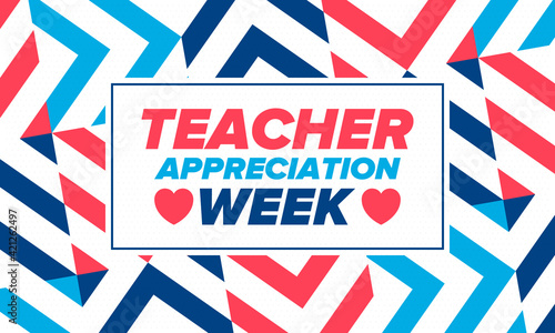 Fotografia, Obraz Teacher Appreciation Week in United States