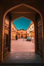Entrance Of Royal Fort