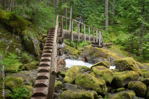 Fotografia, Obraz USA, Washington State
