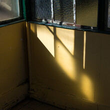 Close-up Of Shadow Of Window