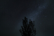 Starry Night At Ijen Crater