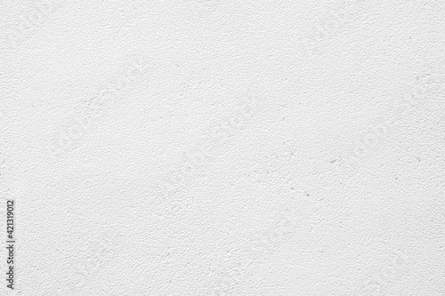 Fototapeta White concrete wall texture background obraz