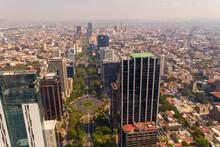 Paseo De La Reforma, CDMX