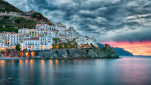 Amalfi Sunrise