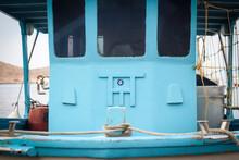 Greek Evil Eye On Fishing Boat Good Luck Charm