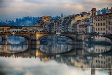 Arno River View. Florence,italy