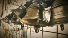 That Soothing Sound Of Bells In Temple ....make U Feel Blessed...