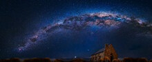 Stunning Night Discover The Wonders Of Our Illustrious Night Skies At Lake Tekapo