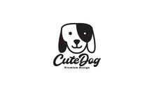 Animal Head Pets Irish Setter Dog Logo Vector Symbol Icon Design Illustration