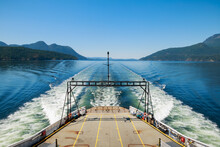 Ferry To Vancouver