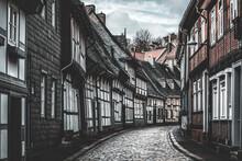 Historical Wooden Framework Houses