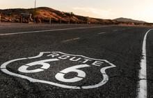 Road Markings On Road