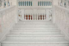 View Of Staircase In Building