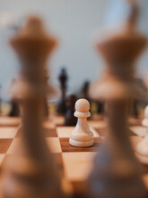 A Pawn At Stake