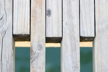 Full Frame Shot Of Wooden In A Dock