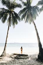 Philippines Picturesque Bikini Girl