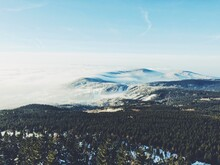 View From The Top Of Mountain