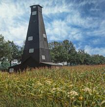 Salt Tower Boekelo. Zout Toren. Twente Netherlands