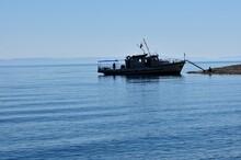 Siberia, Lake Baikal, Svyatoy Nos Peninsula