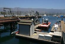 Santa Barbara California Harbor