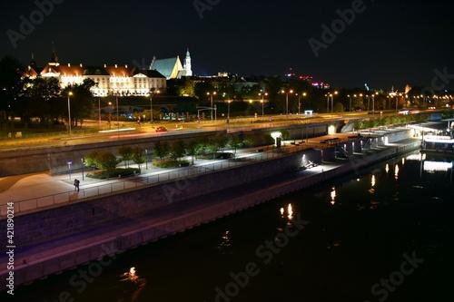 Fototapeta Warszawa, miasto, stolica Polski obraz