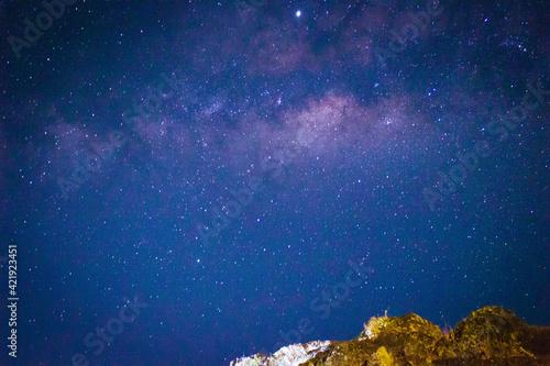 Fototapeta Milky Way Galaxy obraz