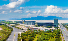 Wenzhou International Convention And Exhibition Center, Zhejiang Province, China