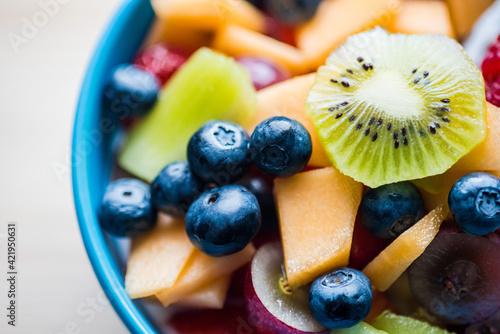 Fototapeta Close-up Of Fruits In Bowl obraz