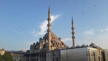 Yeni Mosque Of Istanbul, Eminonu Turkey